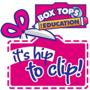 Box Tops for Education. It's Hip to clip!